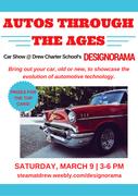 DESIGNORAMA: Autos Through the Ages