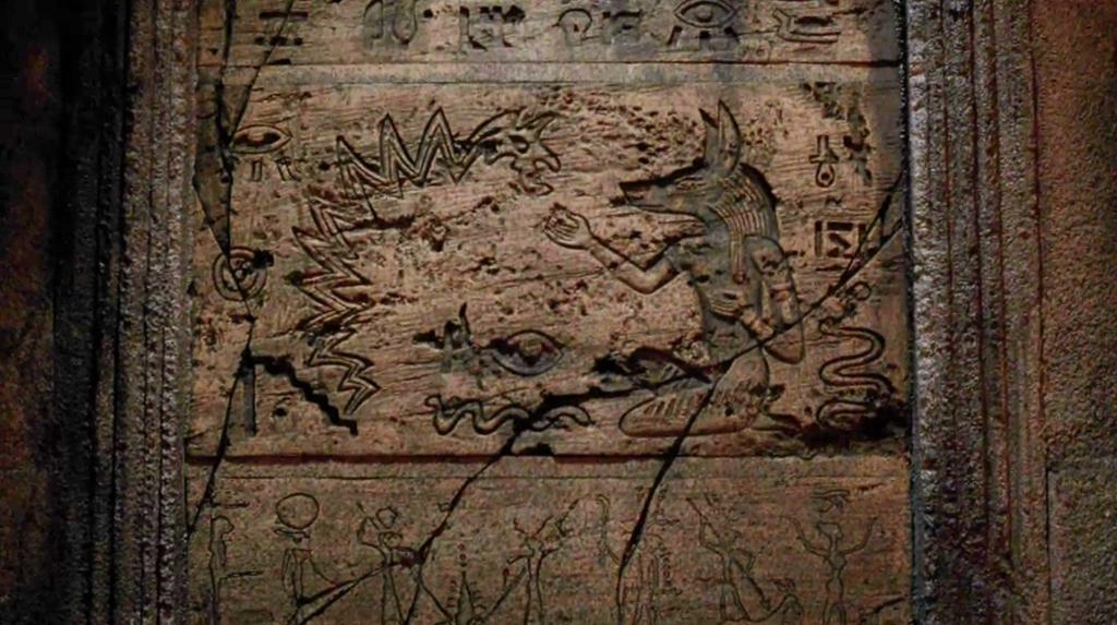 Apophis - Temple Illuminatus