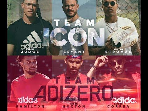 adidas Baseball - adizero vs. Icon -  What's On Your Feet?