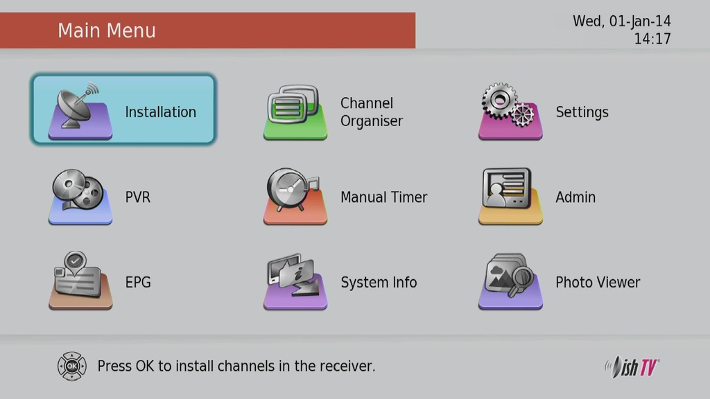RETUNE: DISH TV SatBox S7070rHD - XM - freeview forum