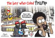 The Boy Who Cried Trump