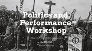 CFA: Politics and Performance Workshop