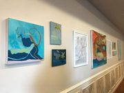 Daniel Porras Exhibition - 1st Thursday Art Walk
