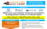 """Base Camp & Mentor Mixer on """"Raising money for your startup"""""""