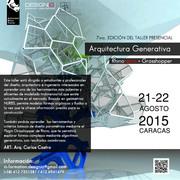 Taller de Arquitectura Generativa 7ma. Edición