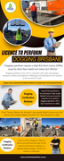Licence to Perform Dogging Brisbane