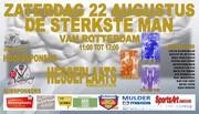 STERKSTE MAN VAN ROTTERDAM