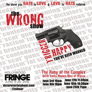 The Wrong Show: Trigger Happy at The Hollywood Fringe Festival