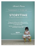 STORYTIME at Bristol Farms Mulholland!