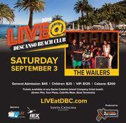 Live@DBC: The Wailers