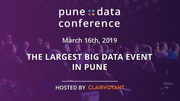 Pune Data Conference 2019