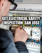 Get Electrical Safety Inspection San Jose