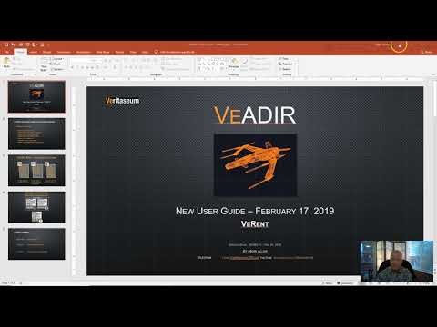 Veritaseum VeADIR New User Guide: VeRent
