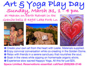 Art & Yoga Play Day - PRESCOTT