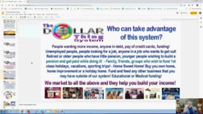 The 1Dollar Thing System Force Fed Self Building Webinar Replay 12th Feb 2019
