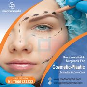 Low Cost Cosmetic Treatment & Surgery in India