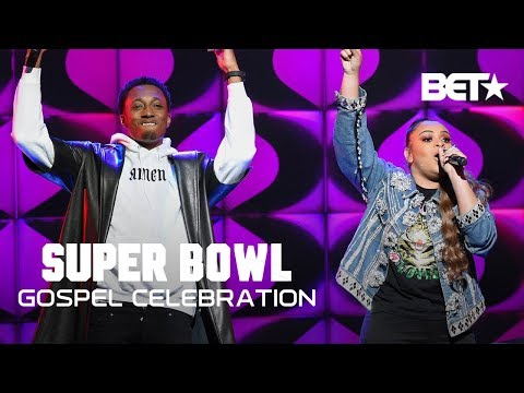 Koryn Hawthorne And Lecrae Are Unstoppable | Super Bowl Gospel '19