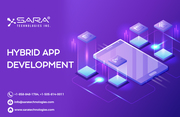Hybrid App Development Company   Hire Hybrid Mobile App Developer - Sara Technologies