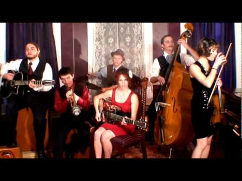 """""""Premonitions"""" by Red Skunk Jipzee Swing Band"""