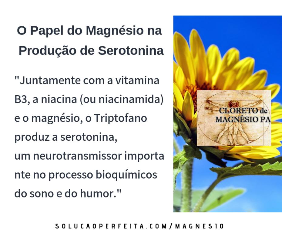 Serotonina e Magnésio
