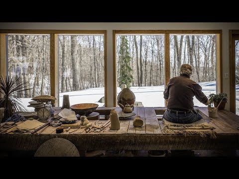 Randy Johnston   An Expansive Vision - feature film about American potter   GOLDMARK