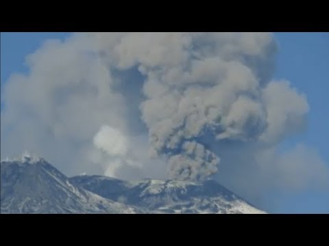 Volcano, Records, Solar Blast in Radio, Galactic Haloes | S0 News Feb.20.2019