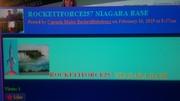 ROCKETTFORCE257-SCREEN-SHOTTZ ROCKETTFORCE257 NIAGARA BASE PIC