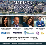 Madison Business Bootcamp