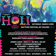 Non Stop Bhangra-Holi Festival Of Colors