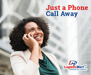 Just a Call Away to get best Packers and Movers Company all across India - LogisticMart