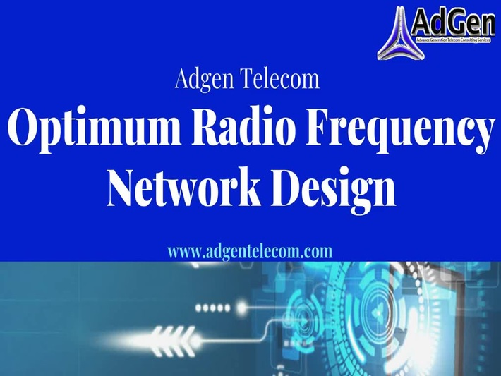 Structured Radio Frequency Network Design