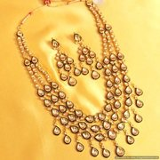 Artificial Kundan Jewellery Sets with Prices