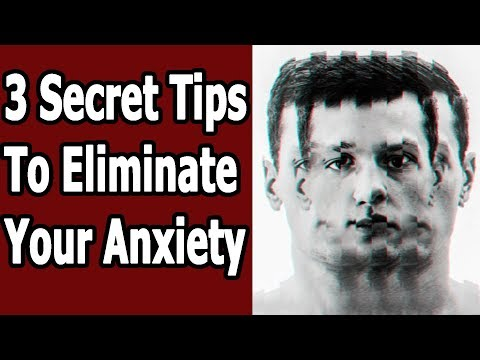 Natural Anxiety Remedies for Adults - 3 Secret Tips To Eliminate Your Chest-Pounding Anxiety