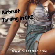 Get Ready For The Airbrush Tanning In OKC!