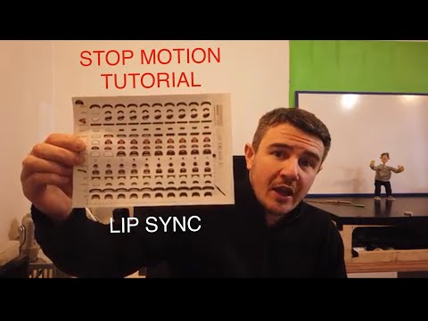 Stop Motion Tutorial | Lip sync