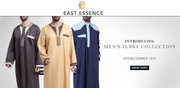 Mens Jubba Collection 2019 at EastEssence