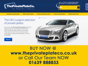 private plates video pic