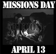 Missions Day April 13th 2019