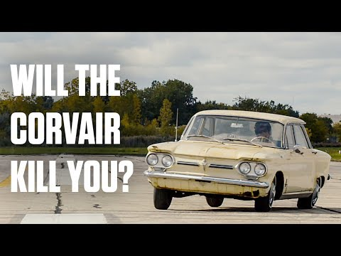 Will the Corvair Kill You? | Hagerty Behind the Wheel - Episode 1