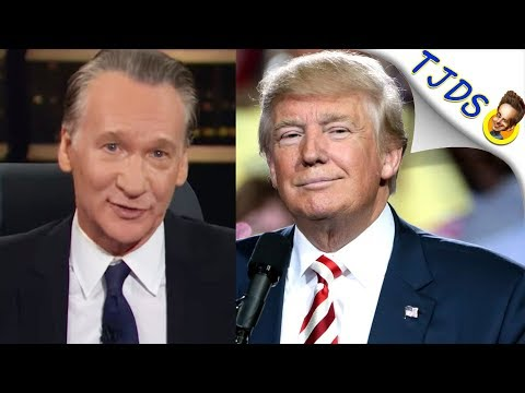 REAL COMEDY IS BACK! Bill Maher Supports Trump & Venezuela Coup