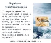 Magnésio e neurotransmissores
