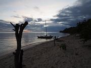 Stranded on Pandan Island
