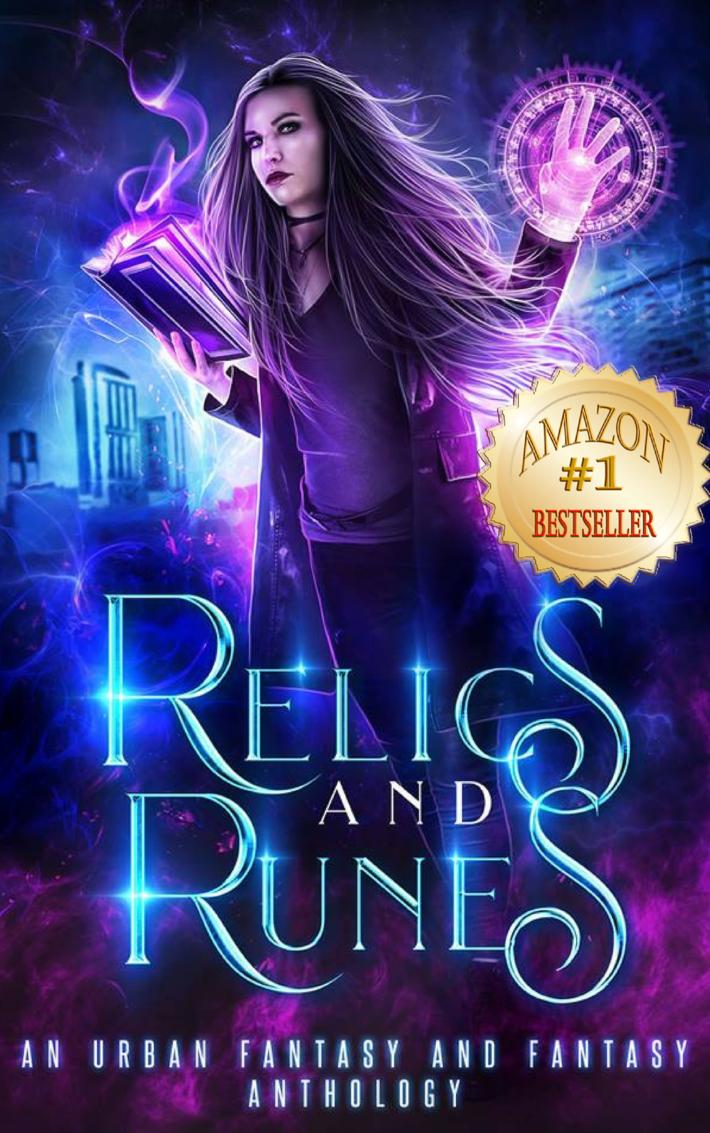 Relics & Runes.#1 Amazon Bestseller