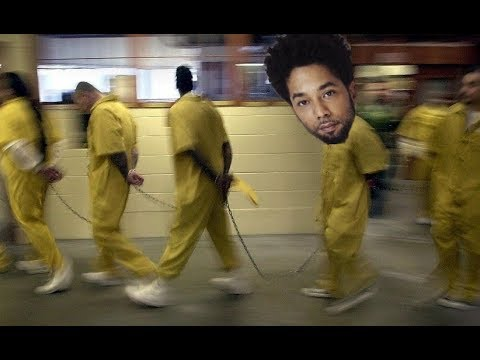 Jussie Smollet Under Arrest & Facing Felony Criminal Charges