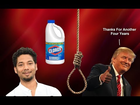 How to Get 4 More Years of Trump Thanks to Jussie Smollett