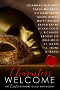Characters Welcome Box Set: From the Erotic Authors Guild