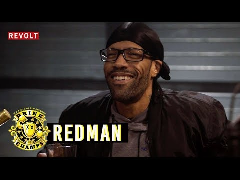Redman | Drink Champs (Full Episode)
