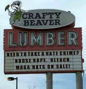 All you need for a MAGA Hoax!