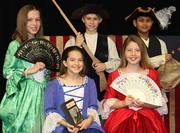 Peninsula Heritage School Presents History Comes Alive, A Revolutionary Revue