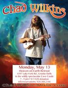 Chad Wilkins Live in Concert - PRESCOTT